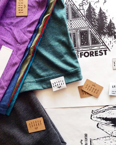 Create Forest Apparel - Made in Canada