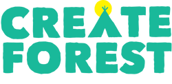Create Forest - Rad T-Shirts and Patches