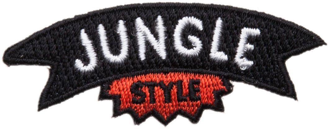 Jungle Style Patch