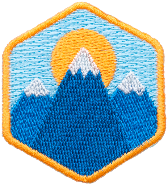 Three Mountain Patch