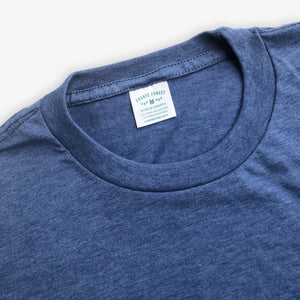 Essential Tee - Women - Heather Navy (2 Pack)
