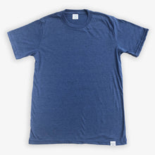 Load image into Gallery viewer, Blank Tee - Heather Navy