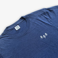 Charger l'image dans la galerie, Pocket Trees Tee - Heather Navy