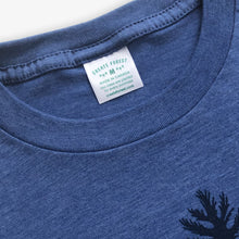 Load image into Gallery viewer, Spade Tree Tee - Heather Navy