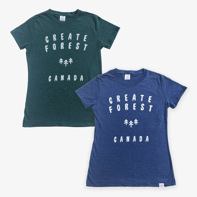 Logo Tee - Women (2 Pack)