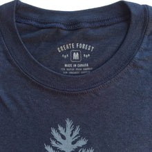 Load image into Gallery viewer, Spade Tree Tee - Navy