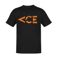 Ace Original Orange Logo Youth T-Shirt