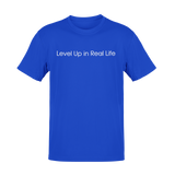 Ace Level Up In Real Life Youth T-Shirt