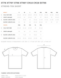 Ace Vintage Orange Logo UV Protection / UPF 50+ Youth Long Sleeve T-shirt, Featuring Level Up In Real Life On The Sleeve