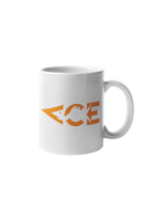 Ace Original Orange Logo Mug
