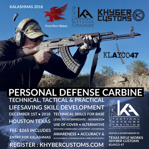 Kalashmas 2018 - Ken Allen Training *2-Day Ticket*