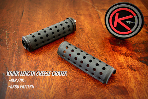 Krink Length Cheese Grater Upper Handguard