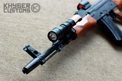 CDM Gear Light Mount - AKM-74 / Yugo