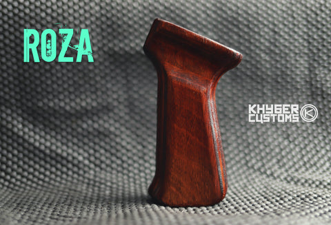 """Roza"" Laminate Pistol Grip"