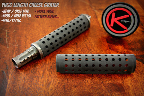 Yugo Length Cheese Grater Upper Handguard