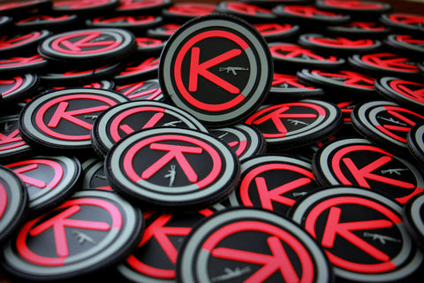 Khyber Customs Logo PVC Patch