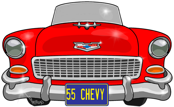 55 Chevy Bel Air
