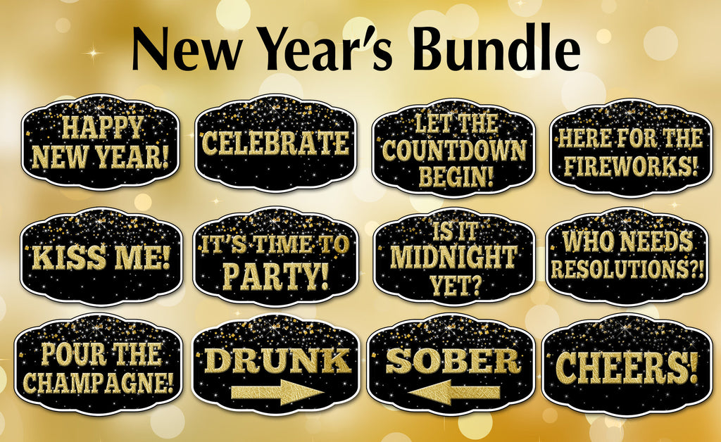 New Year's Bundle