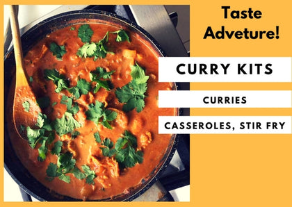 Gourmet Curry Blends