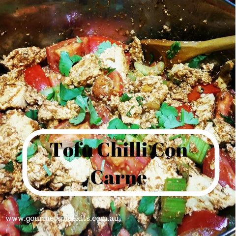 Tofu Chilli Con Carne Recipe