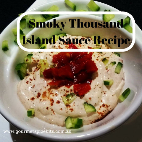 Smoky Thousand Island Sauce Recipe