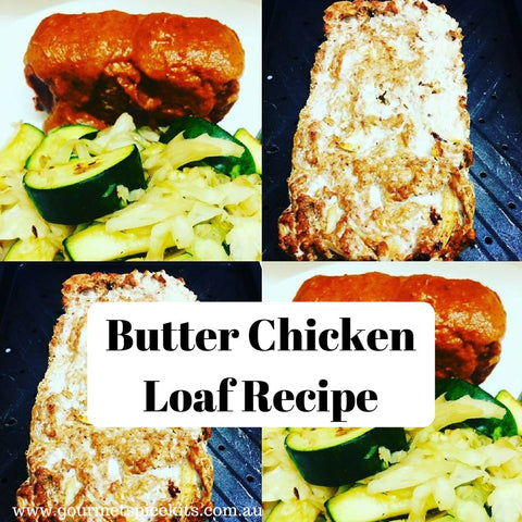 Easy Butter Chicken Loaf Recipe