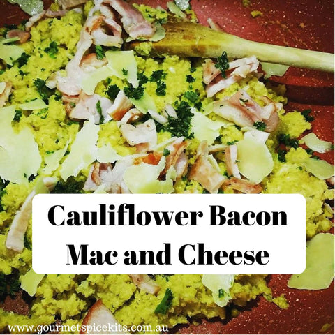 Cauliflower Mac And Cheese Low Carb Recipe