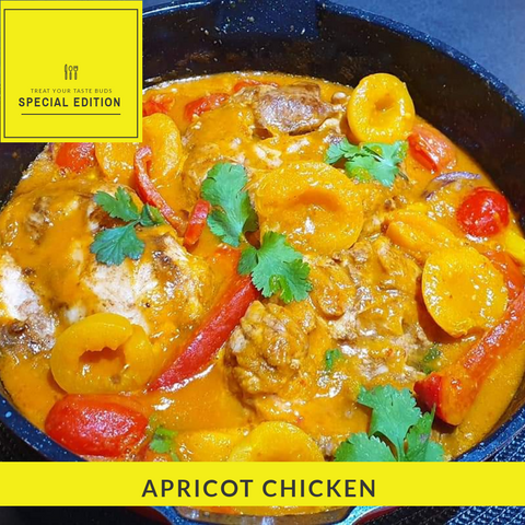 Apricot Chicken Spice Kit