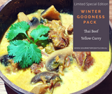 Thai Yellow Curry - LIMITED EDITION-