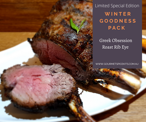 Greek Obsession - LIMITED EDITION-