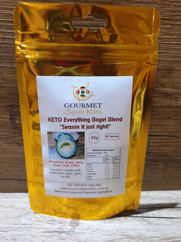 KETO Everything Bagel  Blend