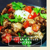 Tuscan Spice Blend