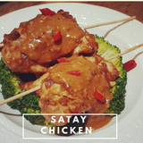 Satay Curry