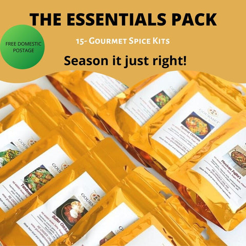 The Essentials Pack - Free Domestic Postage