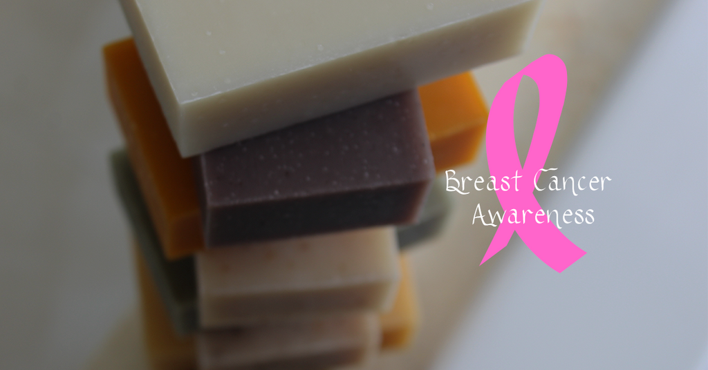 Bath Soaps Contribute to Breast Cancer