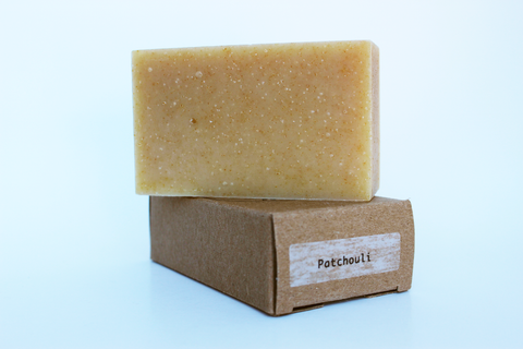 Patchouli Love Soap Bar - Sapo Company