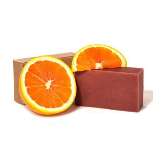 Orange Bergamot Certified Organic Soap - Sapo Company