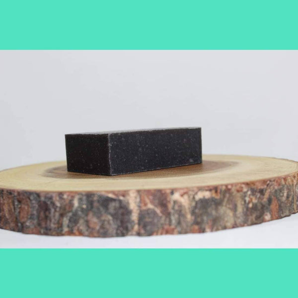 Black Tea Natural Soap Activated Charcoal