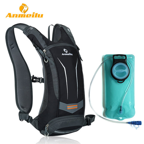 ANMEILU 2L Hydration + 8L Waterproof Backpack