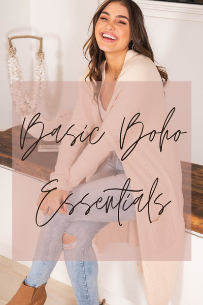 The Basic Wardrobe Essentials Every Boho Babe Needs