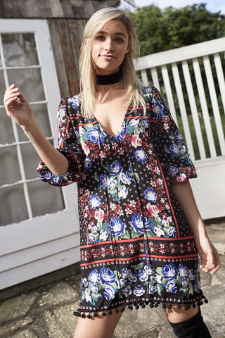 Traveller Tunic Dress