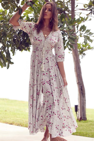Ivy Fields Maxi Dress