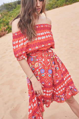 Sweet Escape Midi Dress