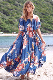 Liza Off The Shoulder Maxi Dress
