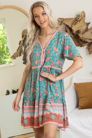 Laredo Mini Dress