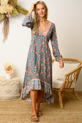 Bayou Maxi Dress