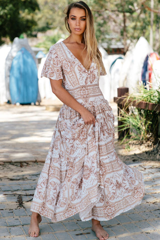 Bobbie - Downtown Maxi Dress