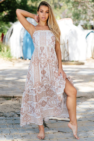 Flamingo - Downtown Maxi Dress