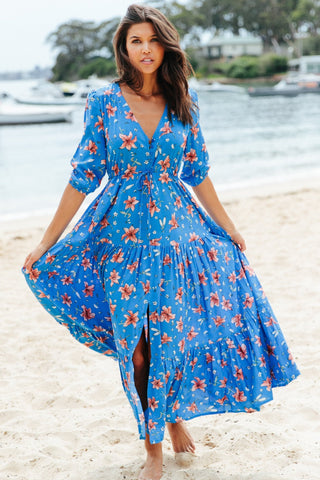 Indiana - Frida Maxi Dress