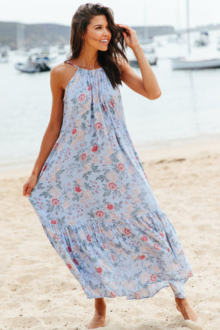 Uma - Slow Down Maxi Dress